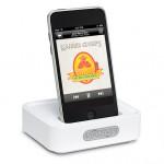 Trådløs iPhone- og iPod dock til Sonos – nu kommer WD 100!