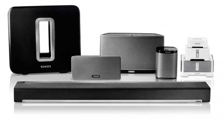 Sonos enheder