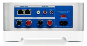 Sonos Connect:Amp bagside