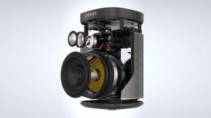 Sonos Play:1 3D sort